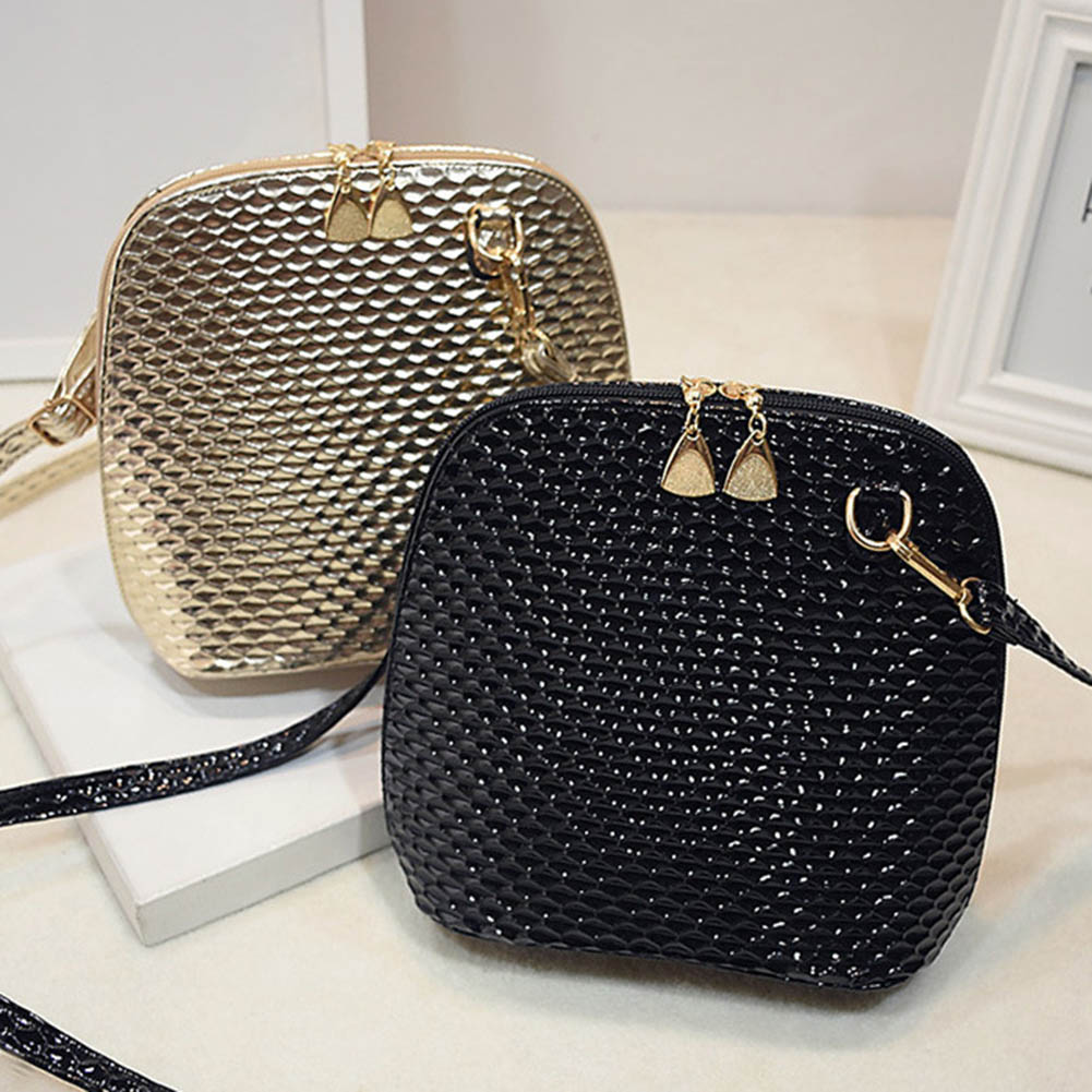 Casual Small Crossbody Bags Shell Shaped Bag Ladies Party Purse Shoulder Bag New