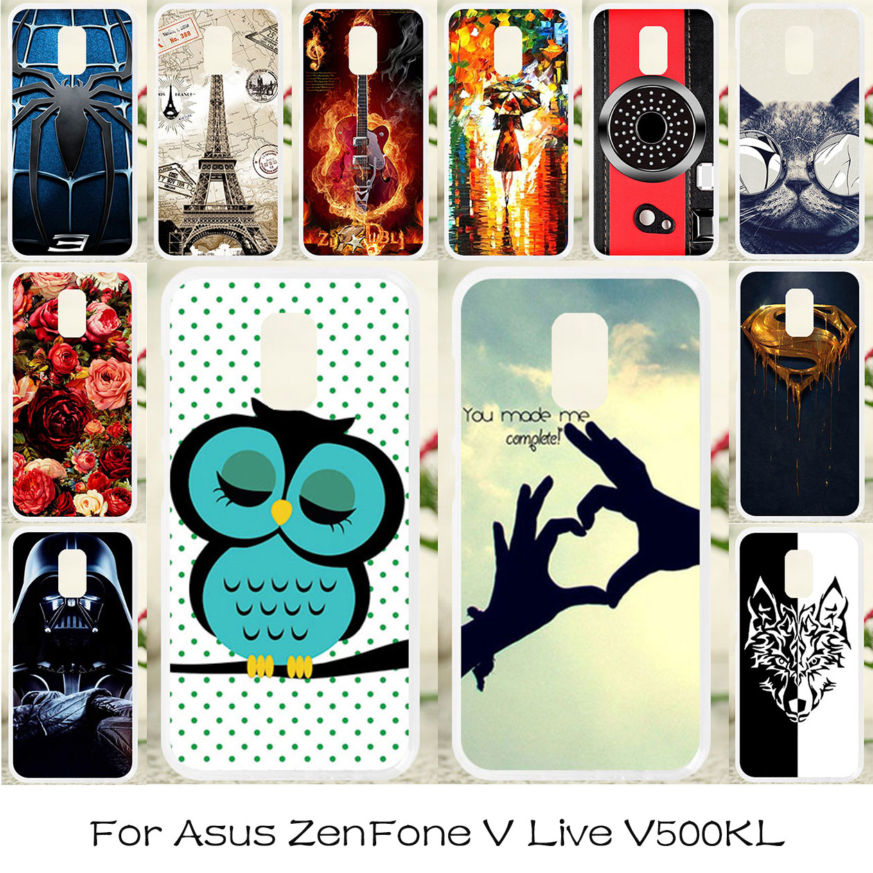 best website ef192 24073 Buy asus zenfone v live case and get free shipping on AliExpress.com