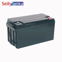 12V 80AH Battery Sealed Storage Batteries Lead Acid Rechargeable Spare large capacity power supply