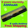 Jigu bateria para lenovo thinkpad edge e40 e50 l410 l412 l420 L421 L510 L512 L520 SL410 SL510 T410 T420 T510 T520 W510 W520