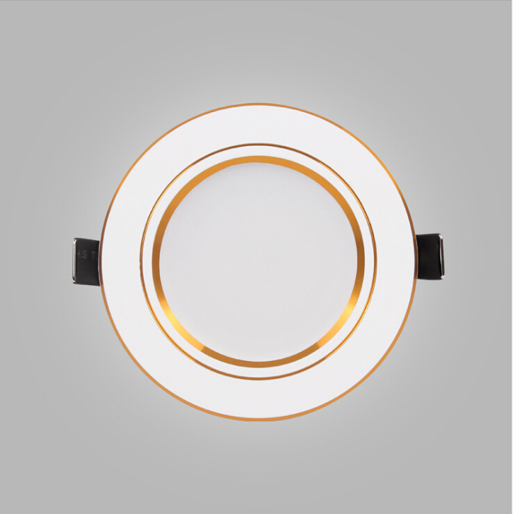 Wholesale 3x3W 900LM Cool White/Warm White LED Ceiling Lights Downlight CE&RoHS 2 Years Warranty