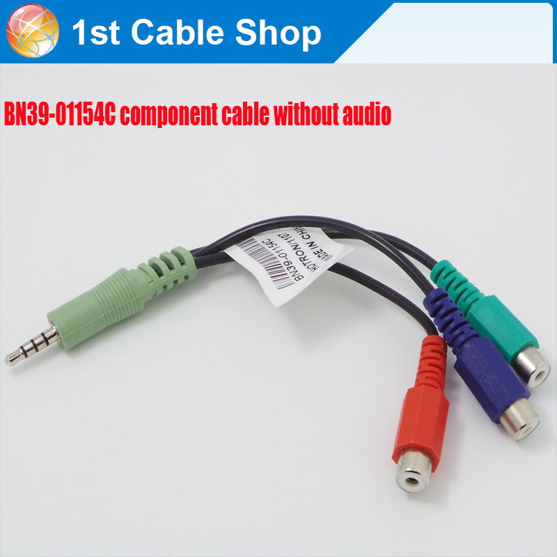 online buy whole cables for samsung smart tv from cables shipping 1pcs bn39 01154c component adapter cable for samsung led smart tv