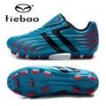 TIEBAO Professional FG & HG Soles Men Women Athletic Soccer Shoes Botas De Futbol Sneakers Football Boots Cleats Size 39-44