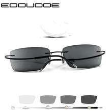 Titanium Frame Multilateral Frameless Ultra-Light Myopia Frame glasses fram women eyeglasses prescription glasses
