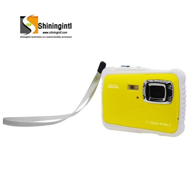 Smochm Professional Waterproof 12MP HD Digital Video Best Children Kids Gift Camera Sports Mini Camera for Swimming Underwater