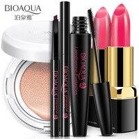 BRAND NEW Makeup Set 5PCS SET INCLUDE Cushion BB Cream Concealer Makeup Set Lip Gloss 2