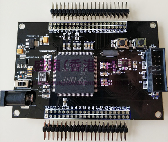 TMS320F2812 DSP Development Board System Board Core Board