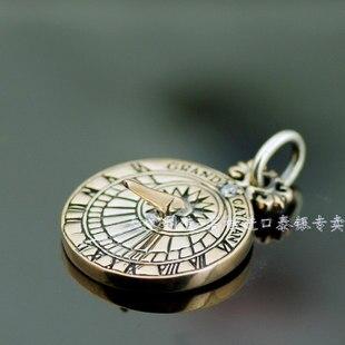 Hypatia Sundial Pendant - FindGift.com
