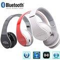 Música estéreo bluetooth 4.0 fone de ouvido fones de ouvido para um telefone celular dobrável sem fio fone de ouvido para iphone android telefone inteligente