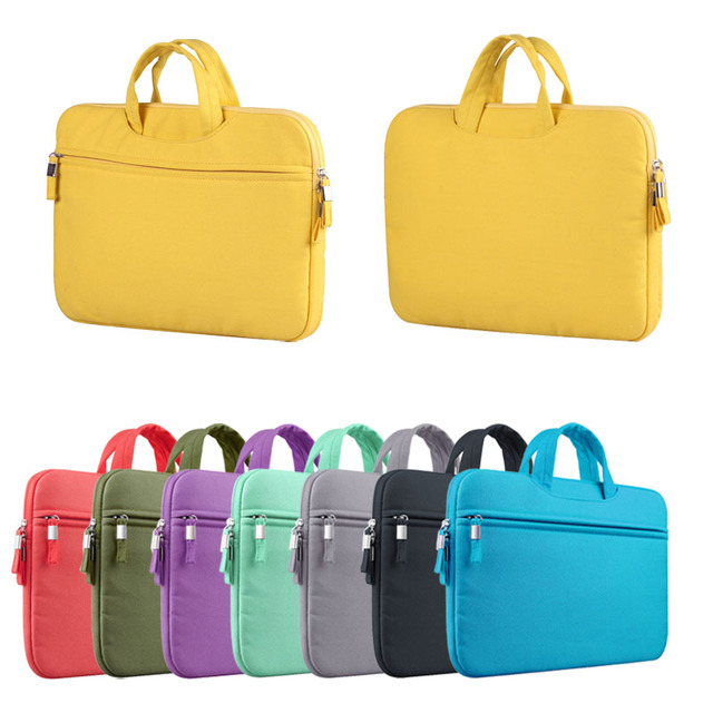 11 12 13 15 inch Laptop Bag Sleeve Notebook Sleeve Bag Case briefcase For Macbook Pro Air Retina BAG20-ANKI2