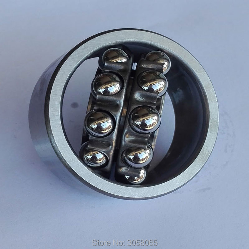 Self-aligning Ball Bearings 2220 2220K 1520 1520K 1PCS, 100*180*46MM Double row ball self aligning ball bearings 2319 2319k 1619 1619k 1pcs 95 200 67mm double row ball