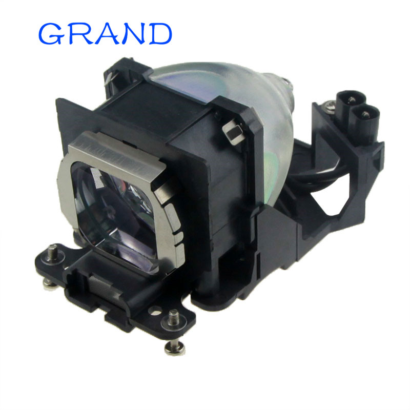 Free shipping ET-LAE900 Compatible lamp with housing for PANASONIC PT-LAE900;PANASONIC PT-AE900U Projectors HAPPY BATE free shipping compatible projector lamp for panasonic pt f100u