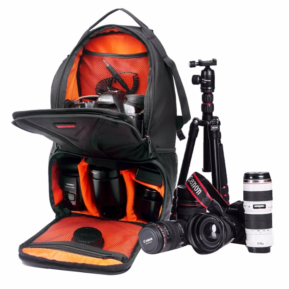 ФОТО Outdoor Sports backpacks Bag Chest Pack Micro Single Camera Bag Phone Bag for DSLR Digital Camera Accessories Size:25.5 *19*44cm