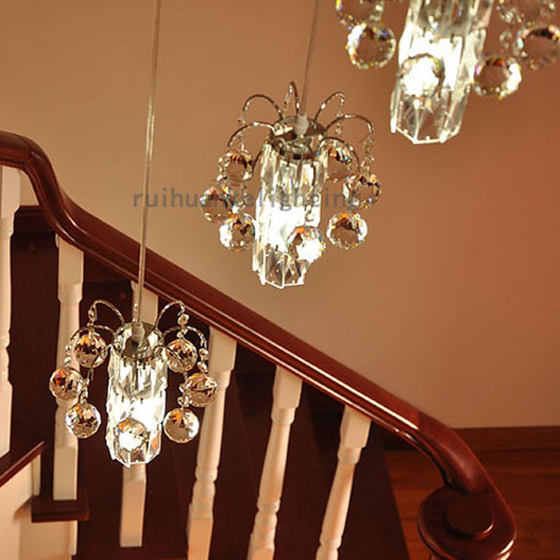 Staircase lantern chandelier duplex staircase chandelier crystal staircase lantern chandelier duplex staircase chandelier crystal lamp floor in the building modern simple living room restaurant in pendant lights from mozeypictures Images
