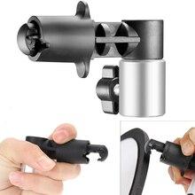 Accesorios de fotografía profesional Clip duradero Reflector abrazadera de fondo práctico liberación rápida ayuda de iluminación
