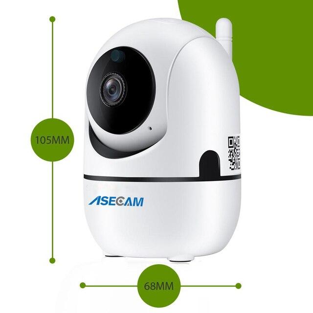HD 1080P IP caméra nuage sans fil Intelligent Auto suivi humain maison réseau détection de mouvement Wifi Surveillance exterieur sans fil 4