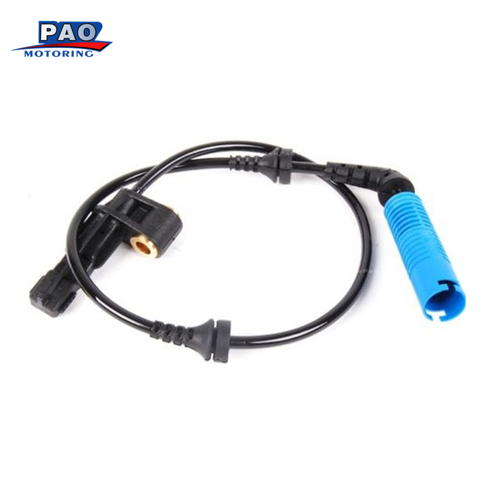 Front Left ABS Wheel Speed Sensor For BMW E46 E85 E86 1999-2008 OEM 34526752681,3452 6752 681 sensor Car Part