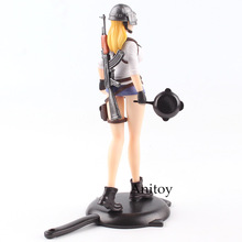 PUBG Men/Women GAME/BATTLE ROYALE PVC Action Figure Collectible