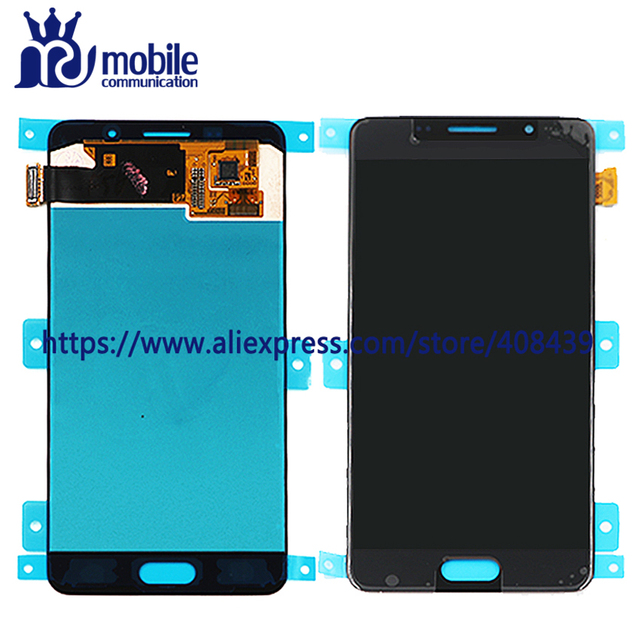 New A5 LCD display For Samsung Galaxy A5000 A500 SM-A510F A510FD A510 LCD Touch Screen Digitizer Assembly
