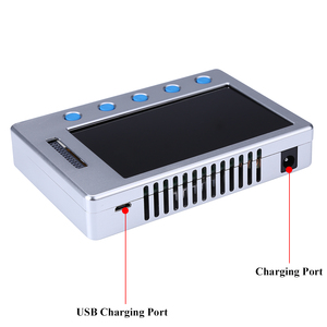 Image 3 - New Apple iPhone Battery Tester For iPhone XR XS XS MAX X 8 8P 7 7P 6S 6SP 6 6P 5 5S 4S Battery Checker a Key Clear Cycle