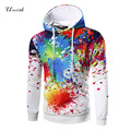 Nova moda 2017 hoodies 3d impresso de fitness mens hoodies & camisolas hip hop sudaderas chandal hombre homens casual clothing