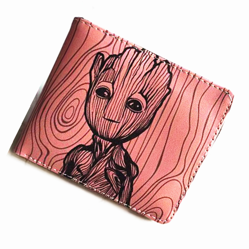 Girl Wallet Short Thrones Venom Mario-Game Many-Styles Youth Cartoon of And Boy