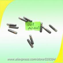 Автомобильных светодиодных фар замком ID: 48 чипы транспондеров для AUDI(A2) TP25 ID48 чип 100 шт. способ доставки по желанию