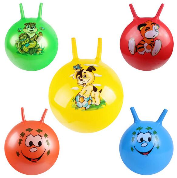 45cm Thickened Bouncing Ball Toys High Quality Inflatable