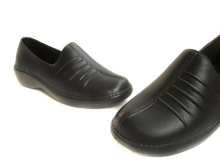 Donne cucina cuochi scarpe da lavoro di isolamento impermeabile