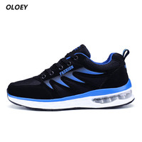 Fooraabo 2017 Winter Men S Fashion Casual Trend Male Air Mesh Breathable Men Sneaker Flats Top