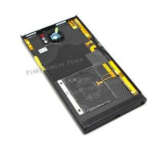 Image 5 - Najlepsza wysokiej jakości bateria pokrywa obudowa drzwi obudowa tylna dla BlackBerry Priv z tylny obiektyw aparatu telefon komórkowy wymień części