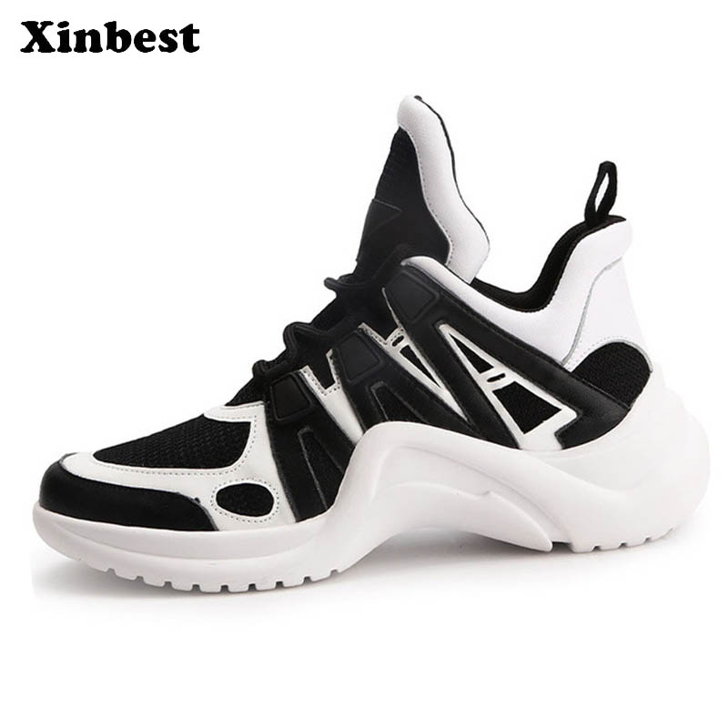 Xinbest Women Running Shoes Breathable Mesh Woman Brand Sports Run Outdoor Athletic Womens Sneakers Walking Sport Shoes For Wome