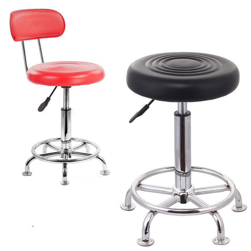 Fabulous Us 67 0 Bar Stools Barber Beauty Chairs Wheel Chairs Laboratory Chairs Work Bar Stools Bar Stools In Bar Stools From Furniture On Aliexpress Machost Co Dining Chair Design Ideas Machostcouk