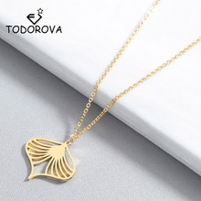 Todorova Choker Statement Pendant Necklace Link Chain Geometric Charms Necklaces for Women Fashion Jewelry Accessories Gift