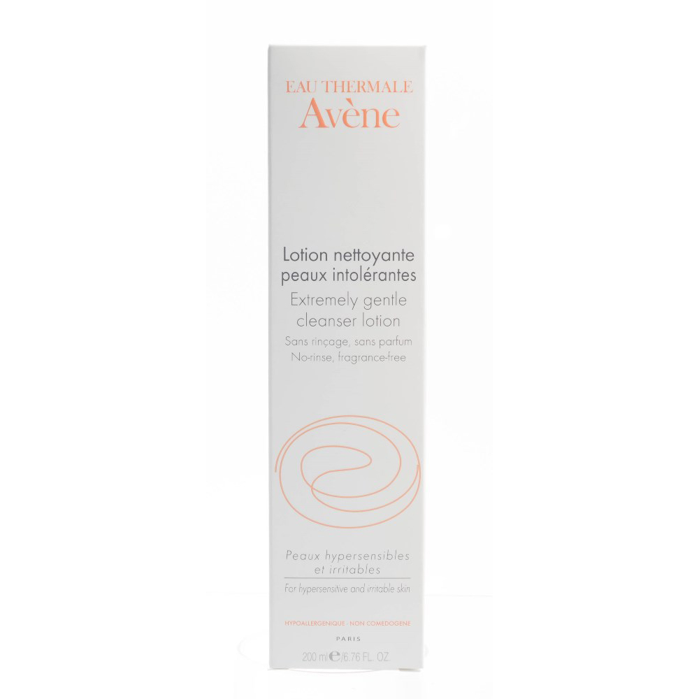 Face Washing Product AVENE C00332 Scraping tools mild cleansing wash gel tonic lotion scrub skin care avene lotion douceur