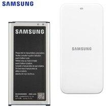 SAMSUNG Original Battery + Dock Charger EB-BG900BBE EB-BG900BBC For Samsung S5 G900 G900F G900M G9008 9006V 9008W G900FD 2800mAh цена и фото