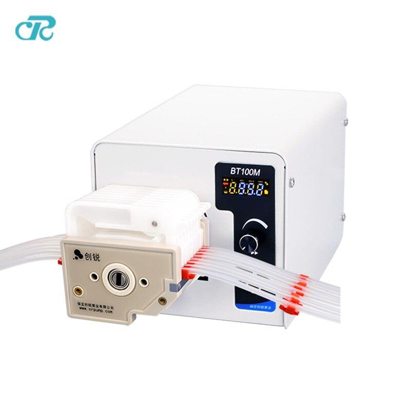 PH Control Metering Tubing Peristaltic Pump