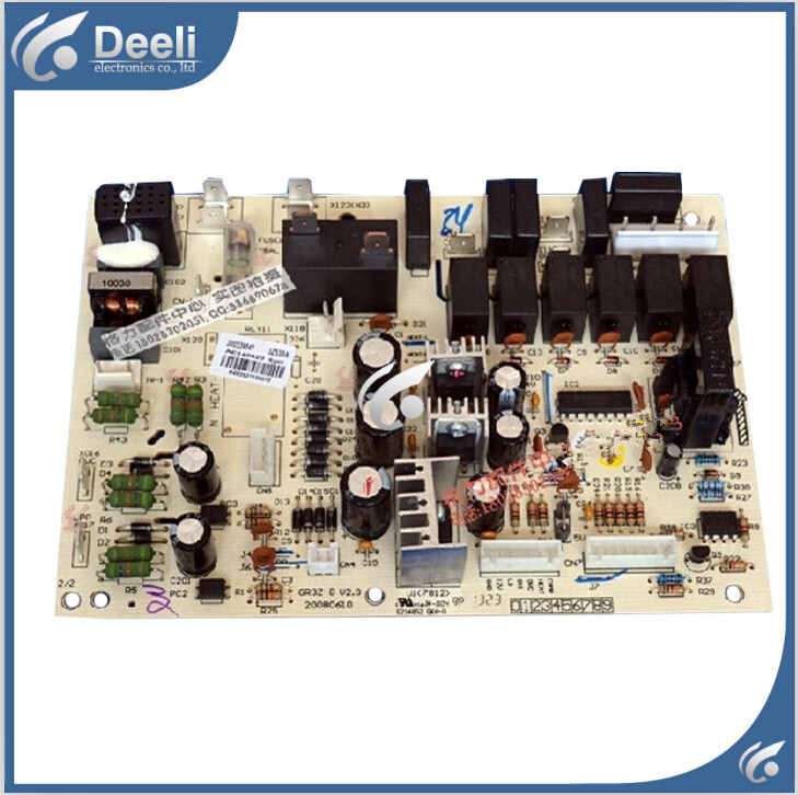 95% new good working for Gree air conditioner pc board circuit board 3Z53BA 300339541 GR3Z-B motherboard on slae 574680 001 1gb system board fit hp pavilion dv7 3089nr dv7 3000 series notebook pc motherboard 100% working
