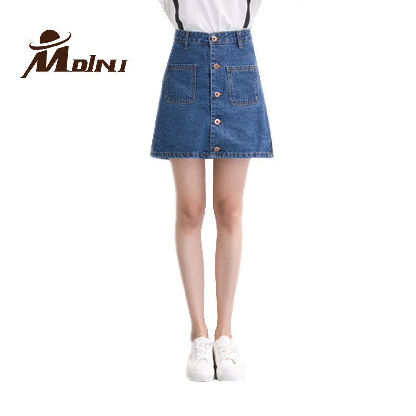 2016 summer denim skirt american apparel