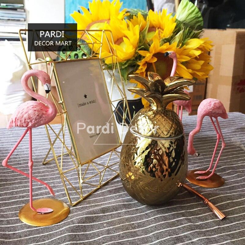 Aliexpress Buy Brand New Handmade Pink Flamingo Home