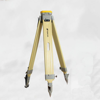 NEW top-con Wooden Tripod for Total Station or GPS