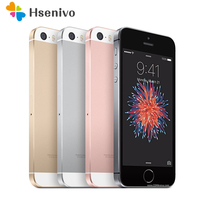 100% Original Unlocked Apple iPhone SE Dual Core IOS Mobile Phone 4.0 IPS 16/64GB ROM WIFI GPS iphone se cell phone free gifts