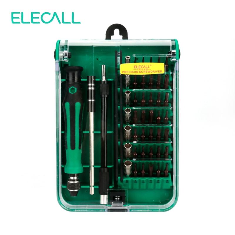 ELECALL 45in1 multifunktsionaalse kruvikeeraja komplekt, mitme - Käsitööriistad - Foto 3