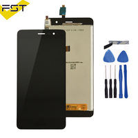 High Quality For Wiko Tommy 2 LCD Display With Touch Screen Digitizer Panel Assembly Replacement Free Tools