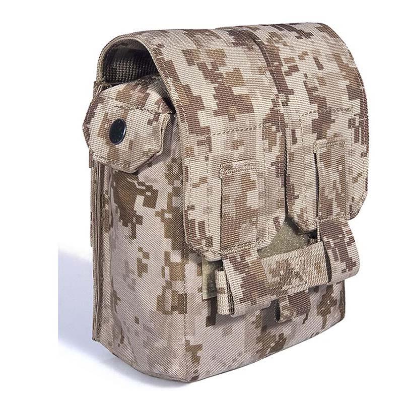 FLYYE MOLLE M249 200Rds Ammo Pouch Military camping modular combat CORDURA Multicam FG AU AOR M011
