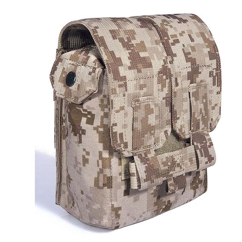 FLYYE MOLLE M249 200Rds Ammo Pouch Military camping modular combat CORDURA Multicam FG AU AOR M011