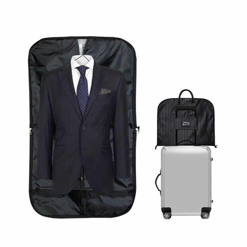 a9f839a0cc2 Mannen Grote Pak Zak Reizen Handbagage handbagage Handtas Kleding  Stofdichte Cover Reis Organizer Zakelijke Accessoires Benodigdheden