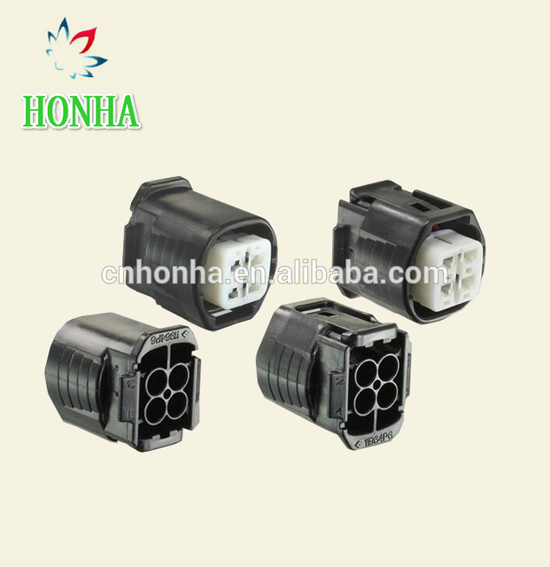 4 pin Female wire Harness waterproof Connector 6189 0694 For TOYOTA