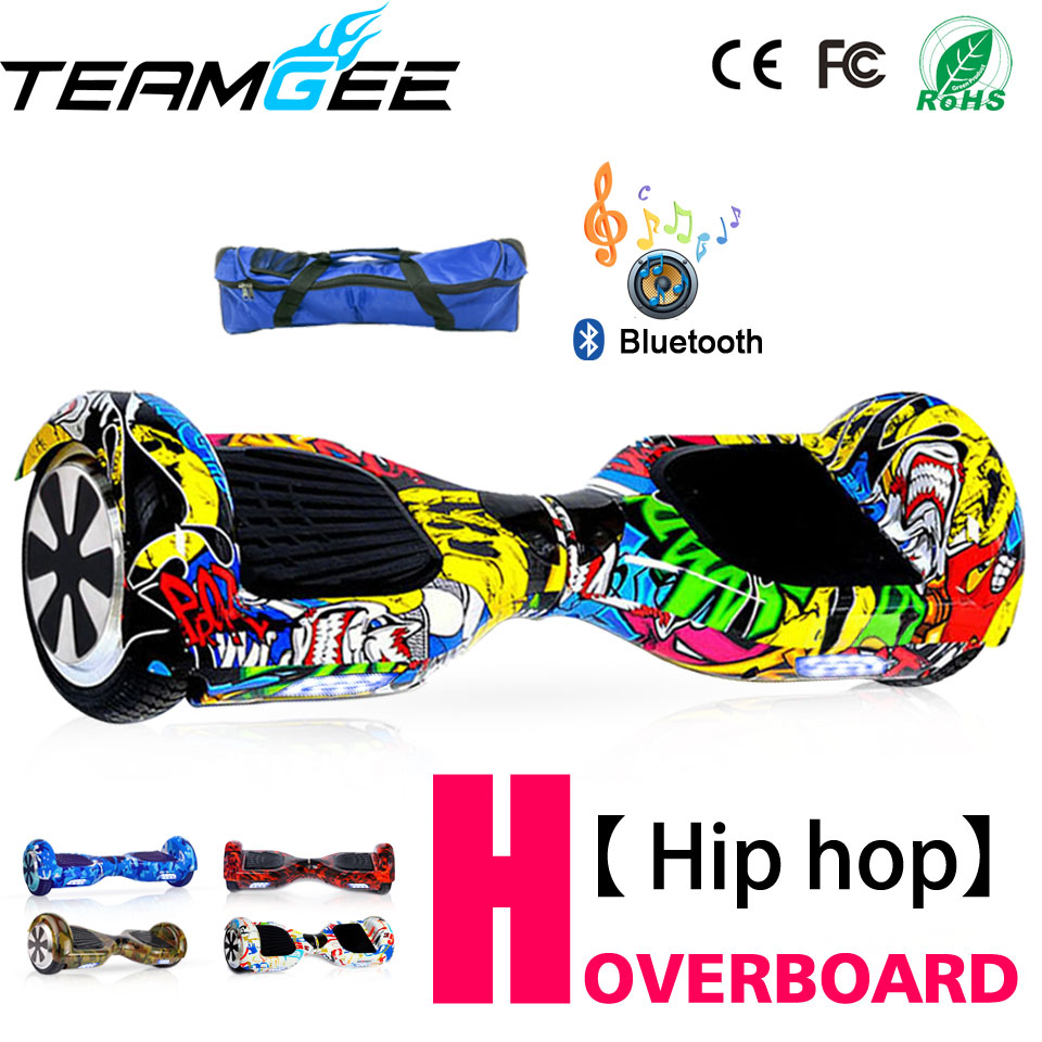 6.5 Inch Two Wheels Self Balancing Scooter Hoverboard Scooter Freestyle Oxboard Patineta Electrica Hoverboard Electrico Mekotron self balancing two wheeled robot