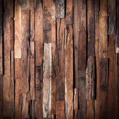 HUAYI 5x5ft Brown Wood Planks Art fabric Printed Backdrop Photography For Newborn Drop Background D-7443